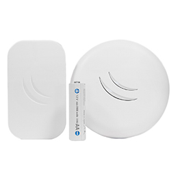 MikroTik RBcAPL-2nD cAP Точка доступа lite with AR9533 RBcapl-2nd 650MHz CPU, 64MB RAM, 1xLAN, built-in 2.4Ghz 802.11b/g/n Dual Chain wireless with 1.5dBi integrated