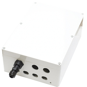 MikroTik CAOTU внешний корпус for RB/433/800 series for use with or without daughterboards, 1 Ethernet insulator