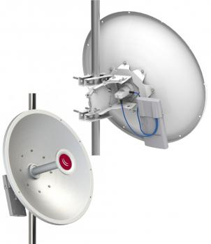 MikroTik MTAD-5G-30D3-PA Антенна mANT 30dBi 5Ghz Parabolic Dish antenna with precision aligmnent mount