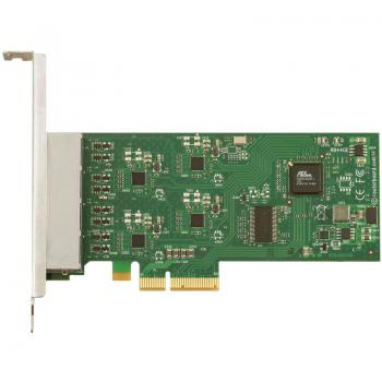 MikroTik RB44Ge Плата расширения RouterBOARD 44Ge 4-port Gigabit PCI-express Ethernet card (ОЕМ)