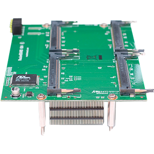 MikroTik RB604 Плата расширения RouterBOARD 604 daughterboard for RB600A and RB800