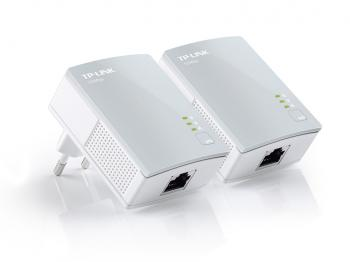 TP-Link TL-PA4010KIT AV500 Nano адаптер Powerline