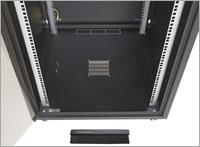 Шкаф серии SJB - нижняя панель.