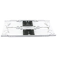 SSD 130106-00113 Комплект кассеты КМ-2460 (стяжки, маркеры, КДЗС 30 шт., крышка, петли)